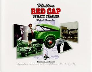 Mullins Red Cap Utility Trailer