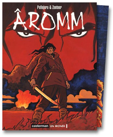 Aromm, coffret 2 volumes