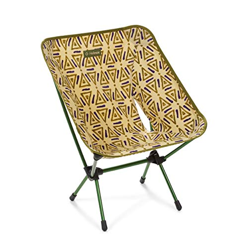 Helinox Chair One XL Campingstuhl Beige/Orange 68 x 59 x 89 cm