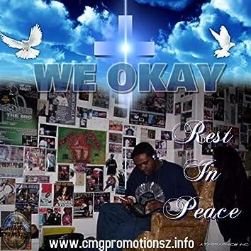 WE OKAY