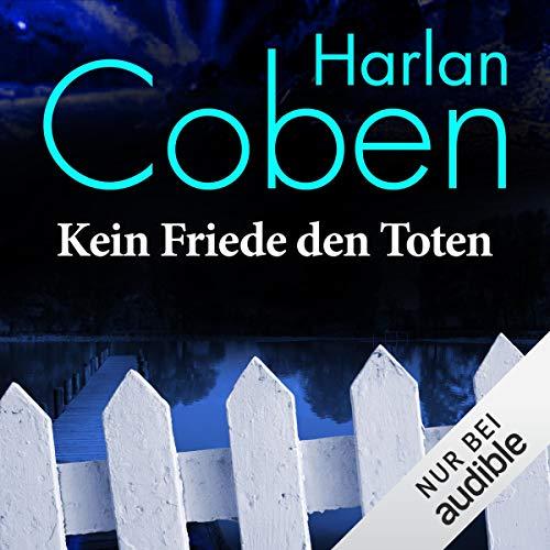 Kein Friede den Toten audiobook cover art