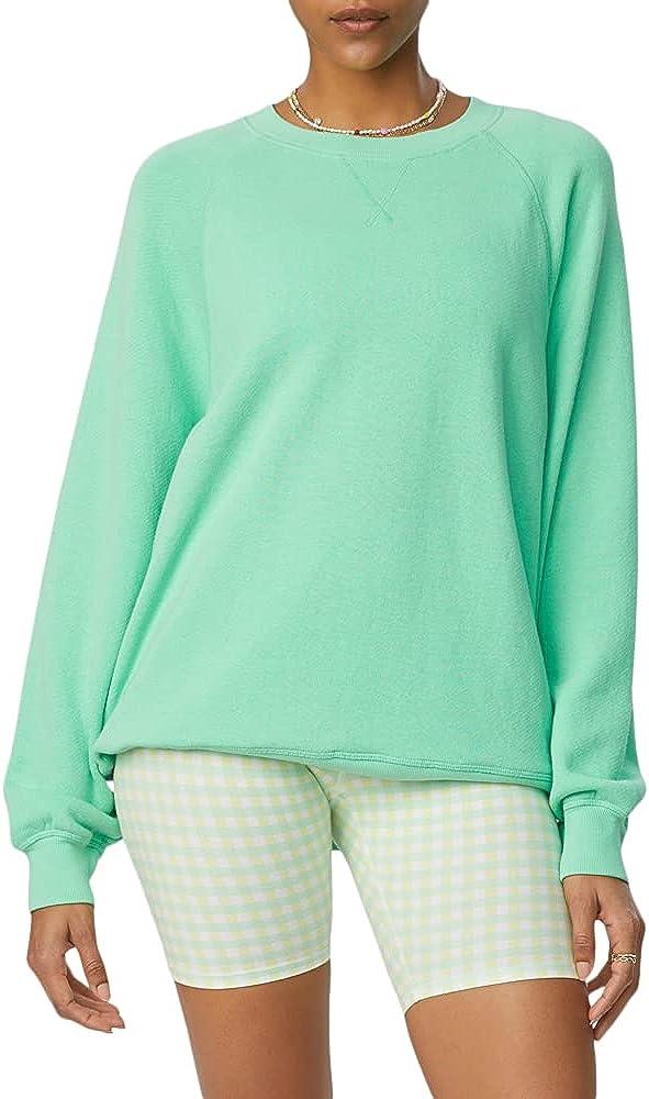 Bandier Recommendation x Sincerely Nashville-Davidson Mall Jules The Sweatshirt Juniper Neck Crew