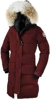 Canada Women's Shelburne Parka Coat Goose Feather Down Jacket