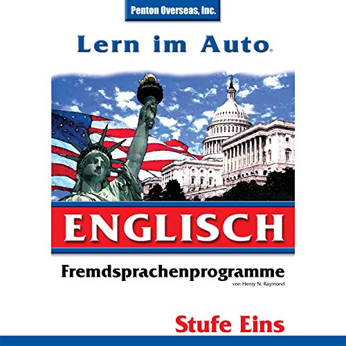 Lern im Auto: Englisch, Stufe Eins Titelbild