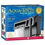 Aqua-Tech Power Aquarium Filter, 20 to 40-Gallon by AquaTech