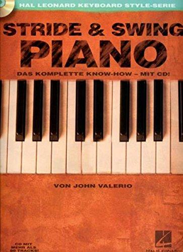 Stride & Swing Piano. Klavier