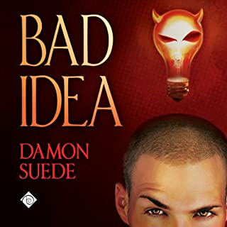 Bad Idea audiobook cover art