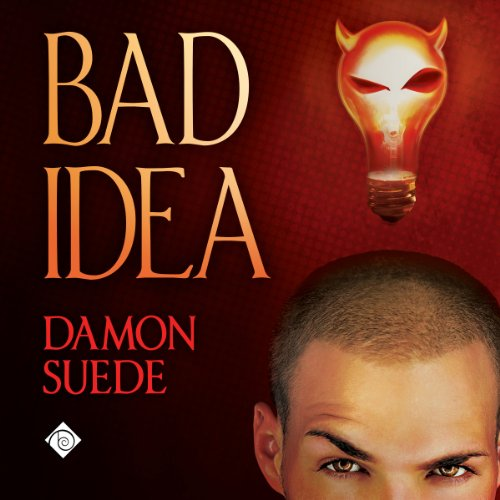 Bad Idea audiobook cover art