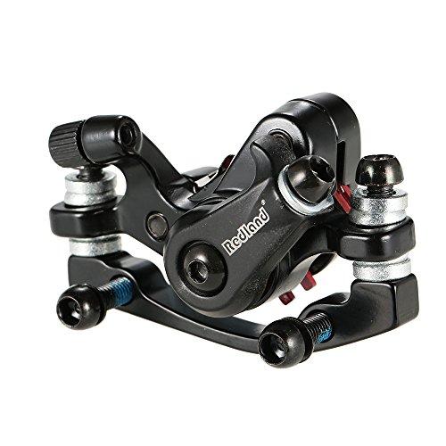 Lixada Aleación de Aluminio de La Bici del Freno Ciclo MTB Frente de La Bicicleta de Disco de Pinza de Freno Mecánico