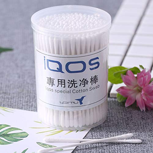 OUYAWEI Sale Clean Cotton Swabs for IQOS E-Cigarette Cleaning Cotton Swabs Disposable Electronic Cigarette Accessories