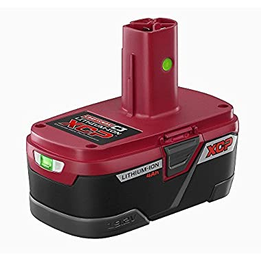 Craftsman C3 19.2 Volt XCP High Capacity Lithium Ion Battery Pack PP2030 (Bulk Pack)
