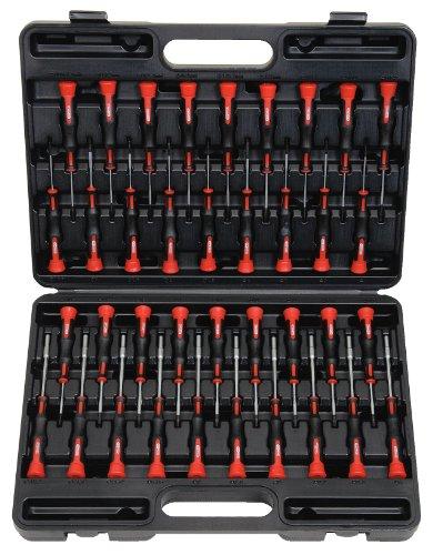 KS Tools 500.7150 ESD - Juego de herramientas para mecánica de precisión (37...