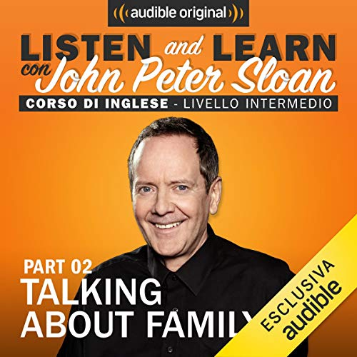 Talking about family 2 (Lesson 4) audiobook cover art