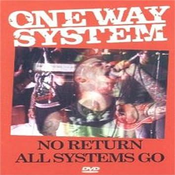 No Return - Live!
