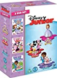 Disney Junior Collection [Reino Unido] [DVD]