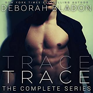TRACE - The Complete Series cover art