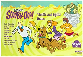 Pressman Scooby Doo Thrills and Spills