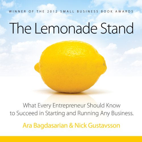 The Lemonade Stand Audiobook By Ara Bagdasarian, Nick Gustavsson cover art