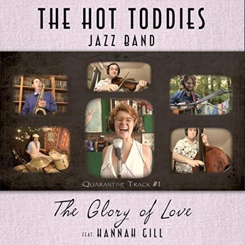 The Hot Toddies Jazz Band feat. Hannah Gill