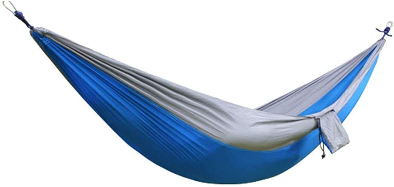 ASDF Outdoor Lengthen and Widen Hammock 250  130cm 98.42  51.18inch Portable Ultralight Hanging Hammock