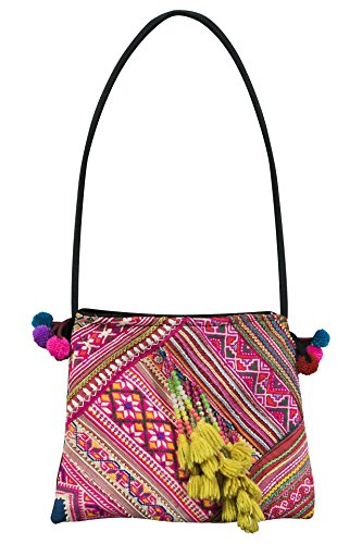 CCcollections Tribal Vintage Crossed Body Medium bag (CM) (CM6)