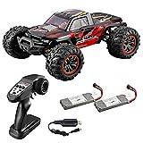 HYZH Coche teledirigido XLF X04A MAX 1:10 60 KM/H 4 WD 2.4 G RC Brushless Motor de alta velocidad todoterreno RC, juguete para niños y adultos