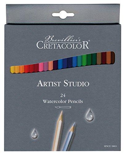 Artist Studio Watercolor Pencils