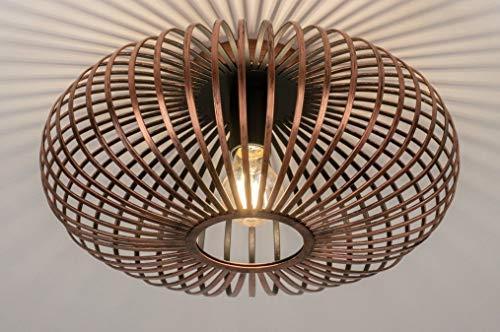 Preisvergleich Produktbild Lumidora Deckenleuchte Modern Zeitgemaess Metall