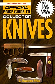 Official Price Guide to Collector Knives, 11th Edition