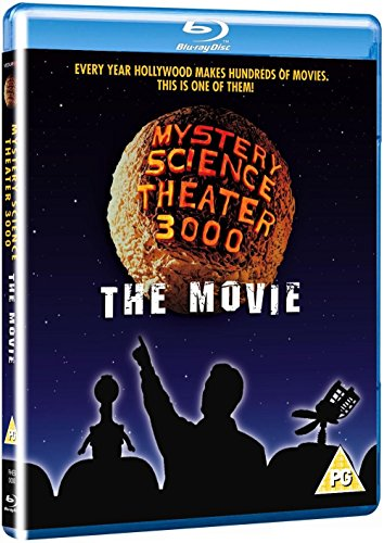Mystery Science Theater 3000 - The Movie [UK Import] [Blu-ray]