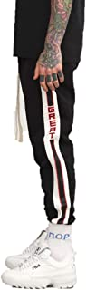Ashler[アシュレーラー] メンズ パンツ スウェット スキニー オシャレ かっこいい ジム トレーニング ランニング スポーツ ジョガー ジャージ