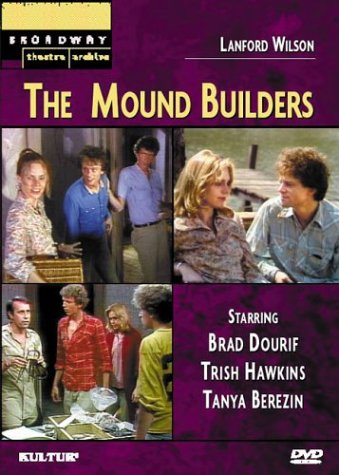 Lanford Wilson's The Trust Mound Theatre Archive Broadway Builders Low price