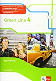 Green Line 4: Workbook mit Audio-CD Klasse 8 (Green Line. Bundesausgabe ab 2014) -