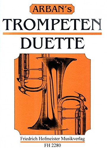 Hofmeister - Arbans Trompeten-Duette