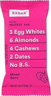 Rxbar: Bar Mixed Berry, 1.3 Oz (12 Pack)