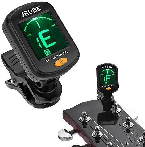 Top 10 Best electronic tuner guitar
