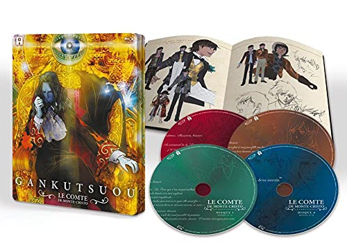 Gankutsuou-Le Comte de Monte-Cristo-Intégrale [Blu-Ray]