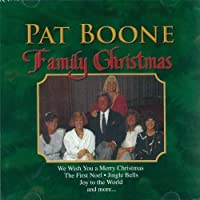 Family Christmas by Pat Boone (2012-10-09)