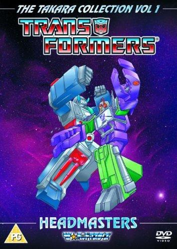 Transformers - Takara - Headmasters