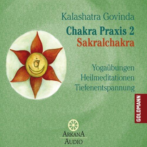 Sakralchakra (Chakra Praxis 2) Titelbild