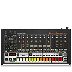 Amazing drum machine with authentic analog sound engine to create the classic sound performance 16 original drum sounds with additional parameters and global Accent capability Modern and versatile workflow provides enhanced playability, enabling you ...