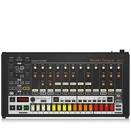 Behringer Classic Analog Drum Machine (RD-8)