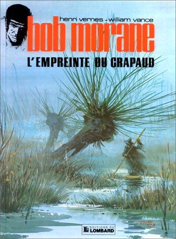 Bob Morane, tome 7 : L'Empreinte du crapaud
