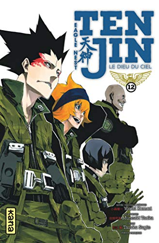 Tenjin Edition simple Tome 12
