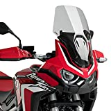 Puig 3818H SCREEN TOURING [SMOKE] CRF1100L AFRICA TWIN (20-) プーチ スクリーン カウル