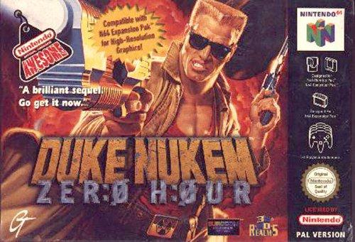 Duke Nukem - Zero Hour [Nintendo 64]