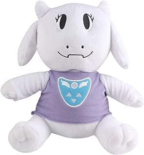 Muzboo Undertale Plush Doll,Stuffed Plushies Toy Kid-Asriel