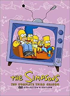 The Simpsons - The Complete Third Season