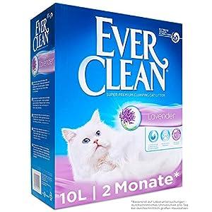 Ever Clean Katzenstreu, Lavendelduft, 10l 3