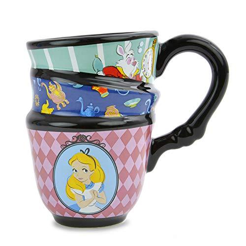 Disney Maison idéale 3D Cup Alice au Pays des Merveilles 280 ML